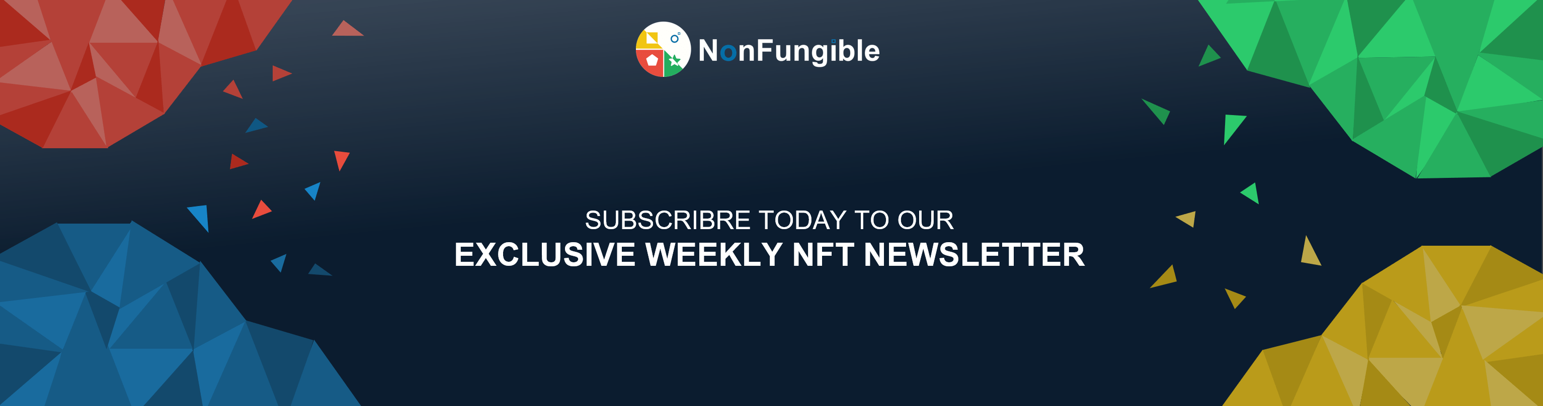 nft weekly news banner